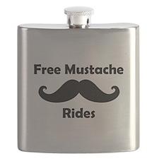Free Mustache Rides Flask