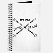 Its OK, Im with the band, Twirler Journal