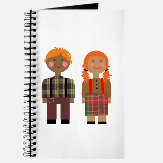 Ann and Andy 2 Journal