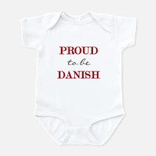 Danish Pride Onesie