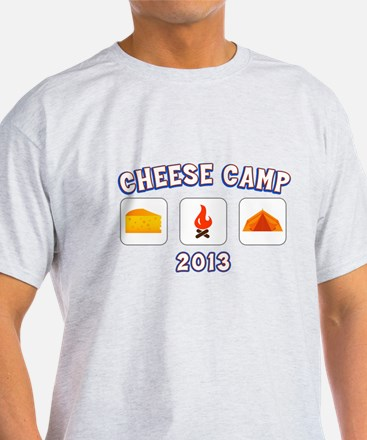 Cheese Camp 2013 T-Shirt