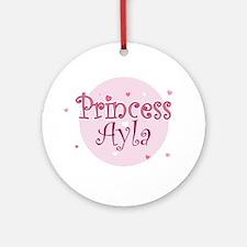 Ayla Ornament (Round)