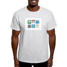Worm Meeting 2013 Logo T-Shirt