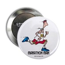 Marathon Man Button