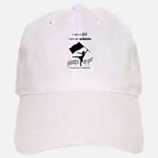Spinning Athlete Baseball Cap