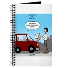 Smart Car vs Dumb Guy Journal