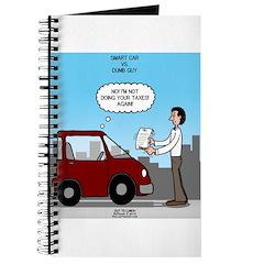 Smart Car vs Dumb Guy Journal