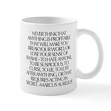 Marcus Aurelius Small Mug