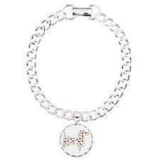 Butterfly Doxie Dachshund Bracelet