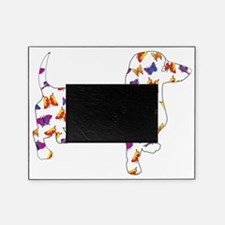 Butterfly Doxie Dachshund Picture Frame