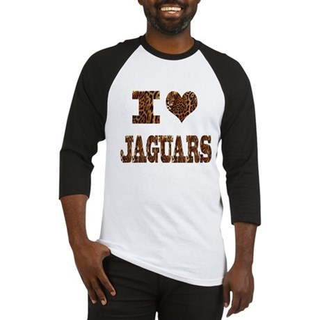 i love jaguars Baseball Jersey