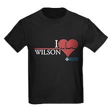 I Heart Wilson - Grey's Anatomy T