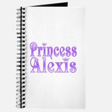 """Princess Alexis"" Journal"