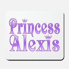 """Princess Alexis"" Mousepad"