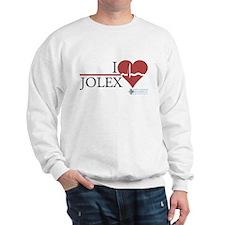 I Heart JOLEX - Grey's Anatomy Sweatshirt