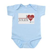 I Heart JOLEX - Grey's Anatomy Infant Bodysuit