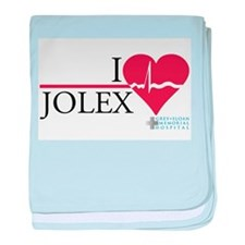I Heart JOLEX - Grey's Anatomy Infant Blanket