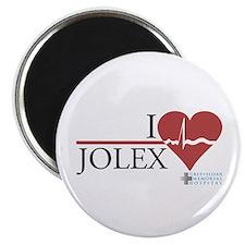 "I Heart JOLEX - Grey's Anatomy 2.25"" Magnet (100 p"