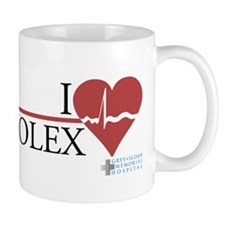 I Heart JOLEX - Grey's Anatomy Mug