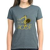 Horse Womens Dark T-shirts