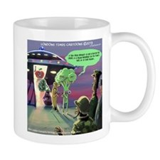Spaced-Out Vegan Mug
