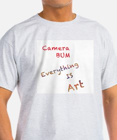 Everything is Art T-Shirt