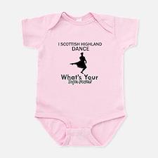 Scottish Highland is my Superpower Infant Bodysuit