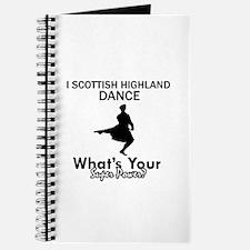 Scottish Highland is my Superpower Journal