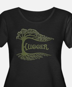 Hugger II Plus Size T-Shirt