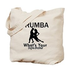 Rumba is my Superpower Tote Bag