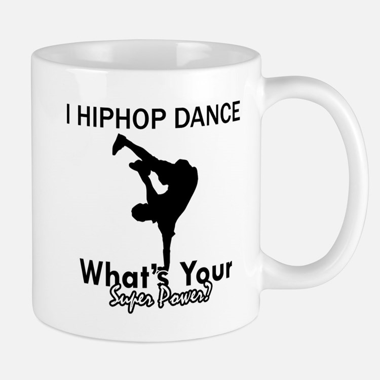 Hip Hop is my Superpower Mug
