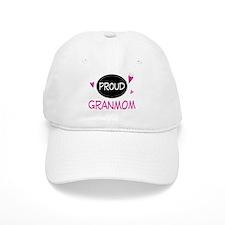 Proud Granmom Baseball Cap
