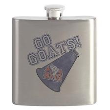 Go Goats Flask