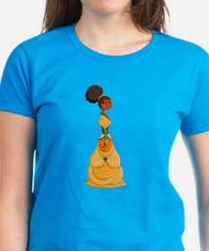 Golden Princess Tee