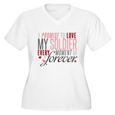 I Promise to Love my Soldier T-Shirt