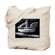 Children of the Master Artist Tote Bag