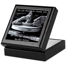 Children of the Master Artist Keepsake Box