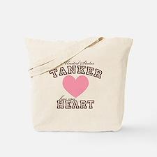 A U.S. Tanker has my heart Tote Bag