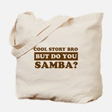 Cool Samba designs Tote Bag