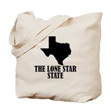 Texas The Lone Star State Tote Bag
