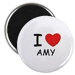 I love Amy Magnet