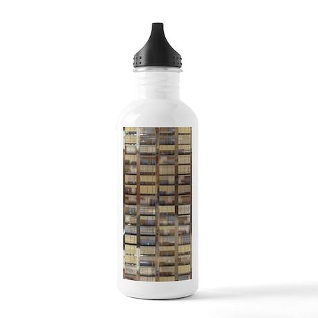 Skyscraper by Day Water Bottle