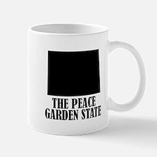 North Dakota The Peace Garden State Mug