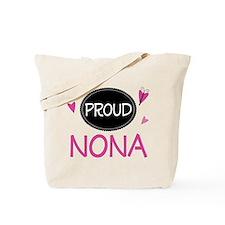 Proud Nona Tote Bag
