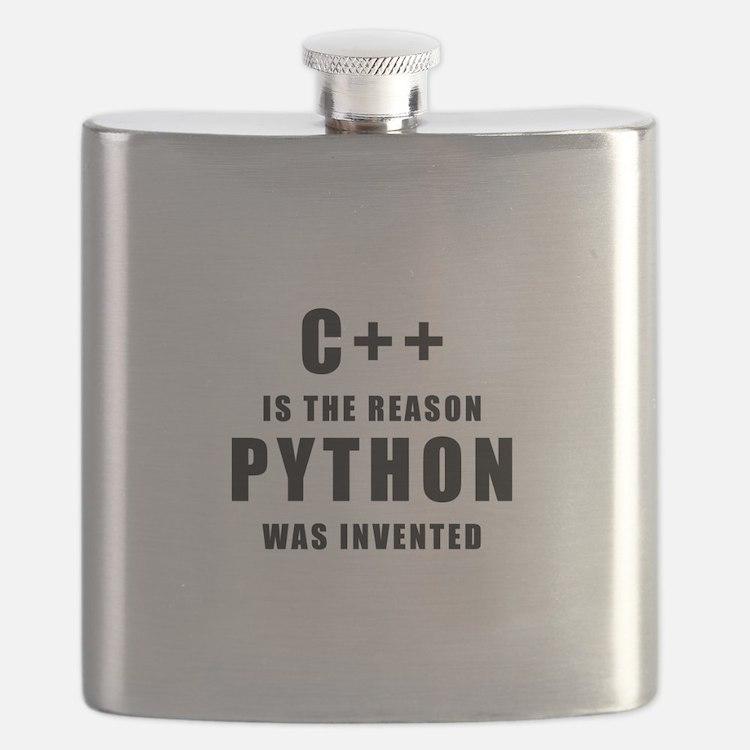 C++ Vs Python Flask