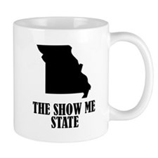 Missouri The Show Me State Mug