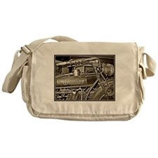 The Indian Messenger Bag