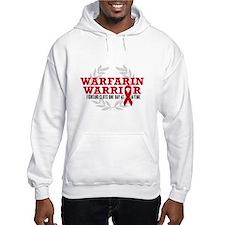 Warfarin Warrior Hoodie