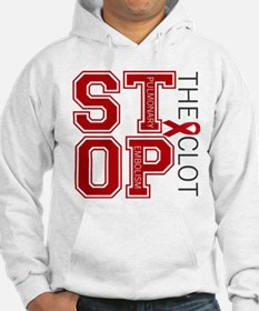 Stop the Clot Hoodie