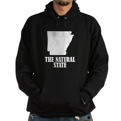 Arkansas The Natural State Hoodie